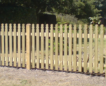 Vurley Fencing Palisade Fence Panels, Palisade fencing Panels